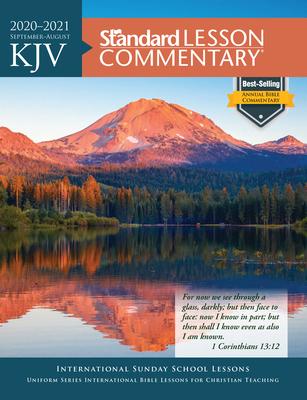 KJV Standard Lesson Commentary® 2020-2021 Cover Image