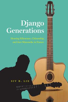 Cover for Django Generations