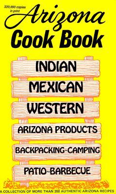 Arizona Cookbook Cover Image