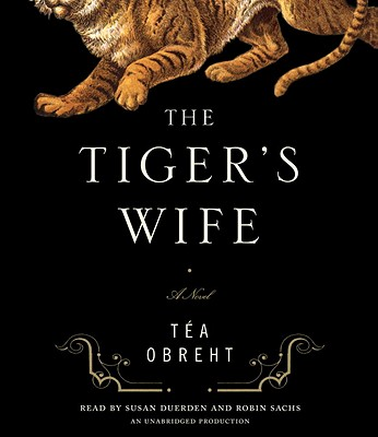 The Tiger's Wife Cover