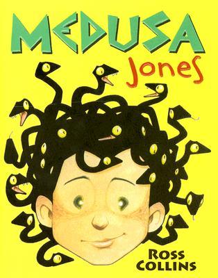 Cover for Medusa Jones