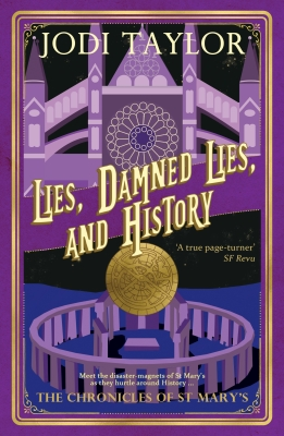 Lies, Damned Lies, and History Cover Image