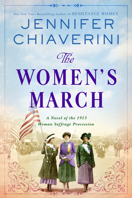 cover of The Women's March by Jennifer Chiaverini