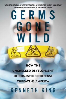 Cover for Germs Gone Wild