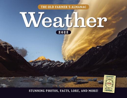 Cover for The 2022 Old Farmer's Almanac Weather Calendar
