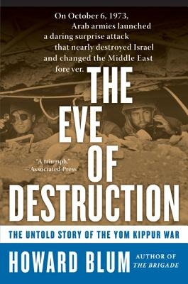The Eve of Destruction Cover