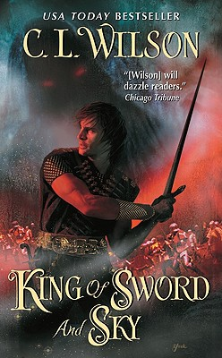 Cover for King of Sword and Sky (Tairen Soul #3)