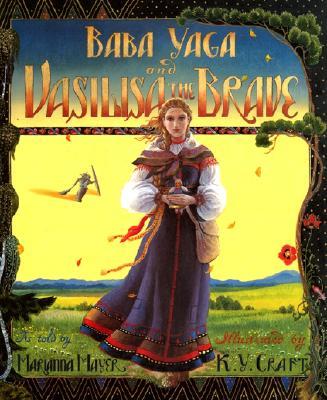Baba Yaga and Vasilisa the Brave Cover Image