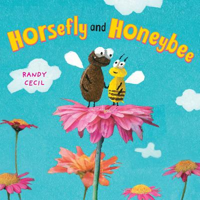 Horsefly and Honeybee: A Picture Book Cover Image
