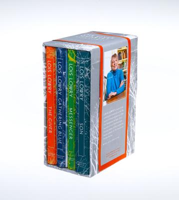 The Giver Quartet Boxed Set Cover