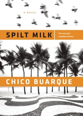 Cover for Spilt Milk