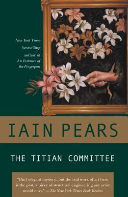 The Titian Committee (Jonathan Argyll Mysteries) Cover Image