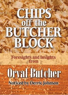 Chips Off the Butcher Block Cover