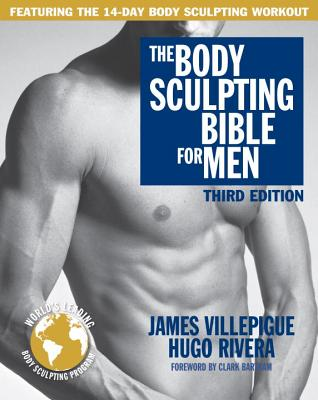 The Body Sculpting Bible for Men Cover
