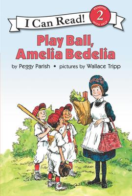 Play Ball, Amelia Bedelia (I Can Read Level 2) Cover Image
