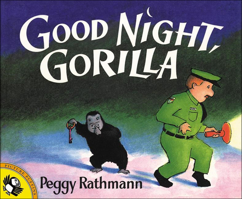 Good Night, Gorilla (Picture Puffin Books) Cover Image