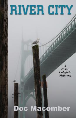 River City (a Jason Colefield Mystery) Cover