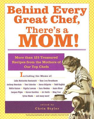 Behind Every Great Chef, There's a Mom! Cover