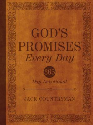 God's Promises Every Day: 365-Day Devotional Cover Image