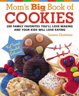 Mom's Big Book of Cookies Cover