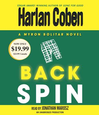 Back Spin Cover Image