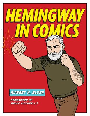 Hemingway in Comics Cover Image
