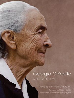 Georgia O'Keeffe: A Life Well Lived Cover Image