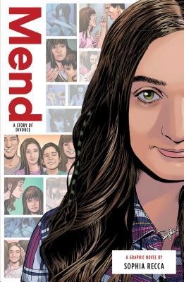 Mend: A Story of Divorce (Zuiker Teen Topics) Cover Image