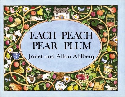 Each Peach Pear Plum (Picture Puffin Books) Cover Image