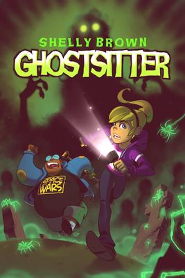 Ghostsitter Cover Image