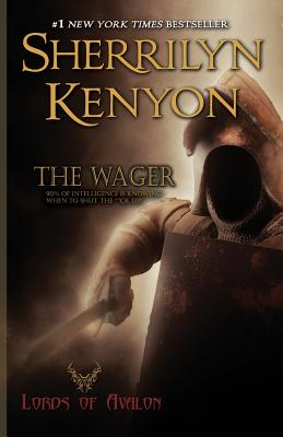 The Wager (Lords of Avalon #3) Cover Image