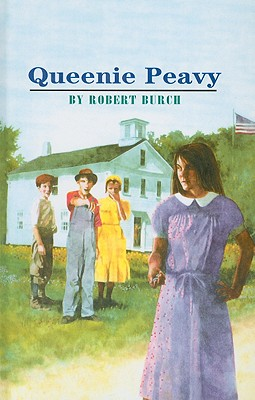 Cover for Queenie Peavy