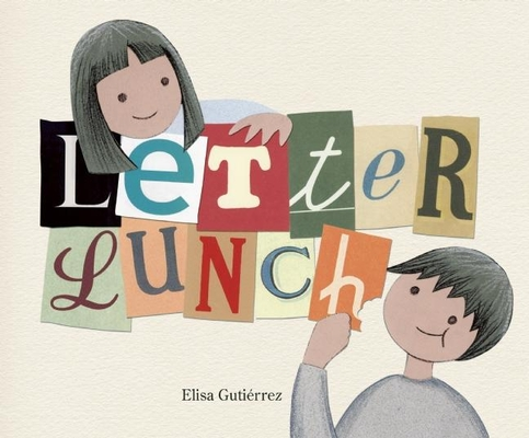 Cover for Letter Lunch