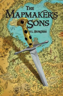 The Mapmaker's Sons Cover