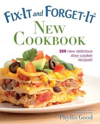 Fix-It and Forget-It New Cookbook Cover