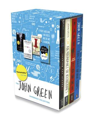 John Green Box Set Cover Image