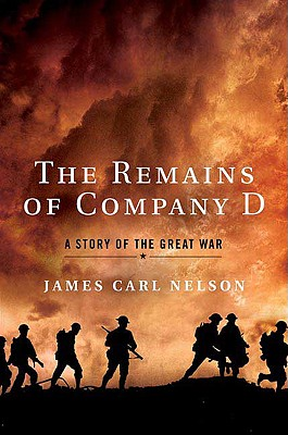 The Remains of Company D Cover