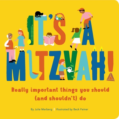 It's a Mitzvah! Cover Image