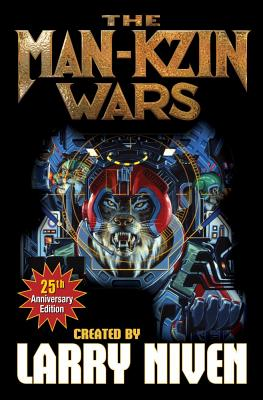Cover for The Man-Kzin Wars