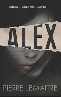 Alex: The Commandant Camille Verhoeven Trilogy Cover Image