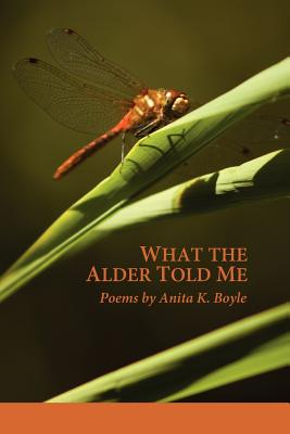 Cover for What the Alder Told Me