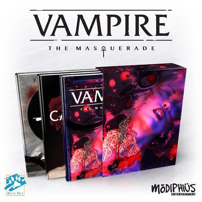 Vampire: The Masquerade 5th Ed. Slipcase Set Cover Image