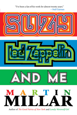 Suzy, Led Zeppelin, and Me Cover