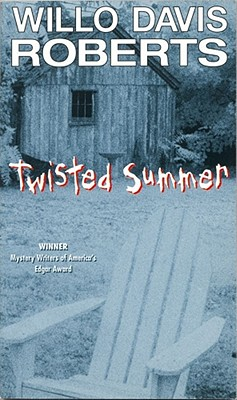 Cover for Twisted Summer
