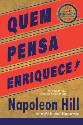 Quem Pensa Enriquece - Edição oficial e original de 1937 Cover Image