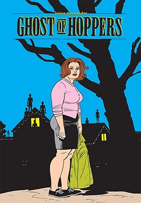 Ghost of Hoppers (Love and Rockets) Cover Image