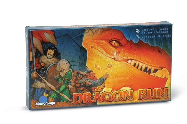 Dragon Run Cover Image