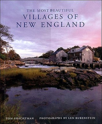 The Most Beautiful Villages of New England Cover Image