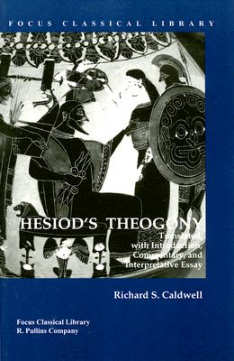 Hesiod's Theogony Cover