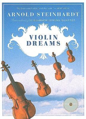 Violin Dreams Cover Image